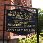 Museums of Saratoga