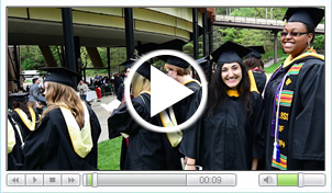 View commencement highlights