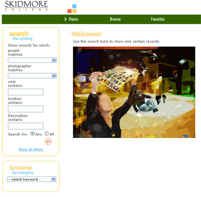 Skidmore's Photo Archive