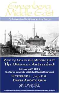Greenberg Lecture Fall 2014