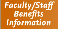 Staff Benefits Information