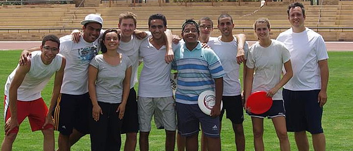 Students Abroad 2013