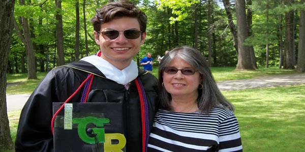 IGR Graduate 2013