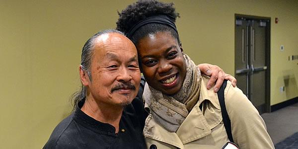 Diversity Conversation w. Guest Lee Mun Wah