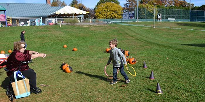 Greenberg Child Care Center - Pumpkin Patch 2017
