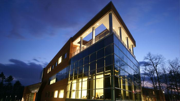 Arthur Zankel Music Center. Photo by Sam Brook '12