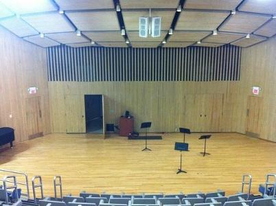 Filene Recital Hall