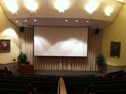Gannett Auditorium