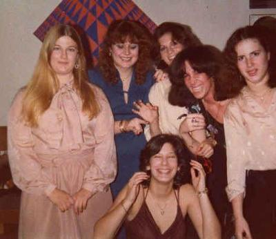 Dressed for the Sumac (A) 54 Party, 1978/1979. Submitted by Lori Gedon '79.