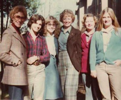Mother/Daughter Weekend, Sumac A (Scribner Village), 1978. Submitted by Lori Gedon '79.