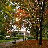 September at Skidmore