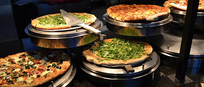 Dining Hall - Pizza