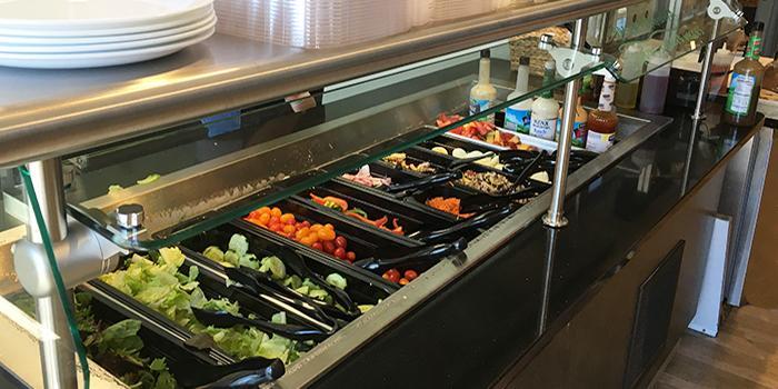 The Spa - Salad Bar