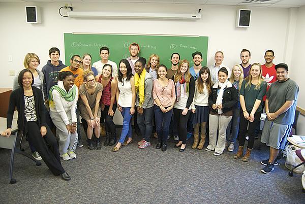 Senior Seminar 2012