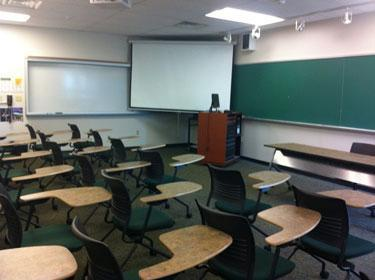 Tablet Arm Chair Classroom