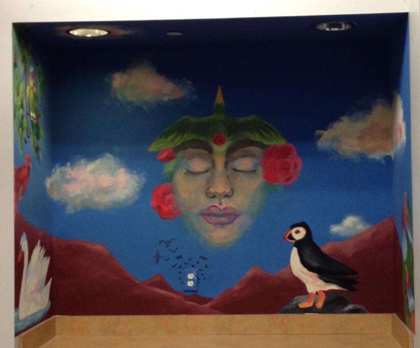 ICC Mural