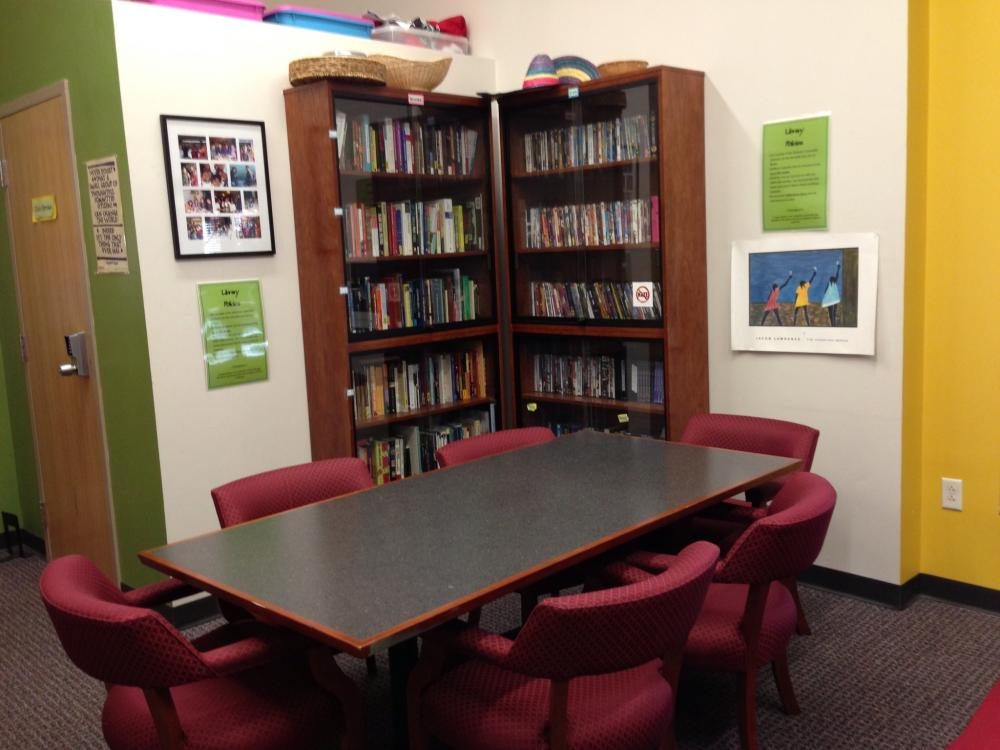 Intercultural Lounge Library