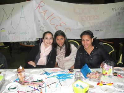 RAICES at Cultural Night Market