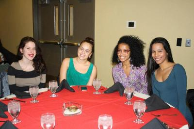 Raices' Latino Banquet 2012