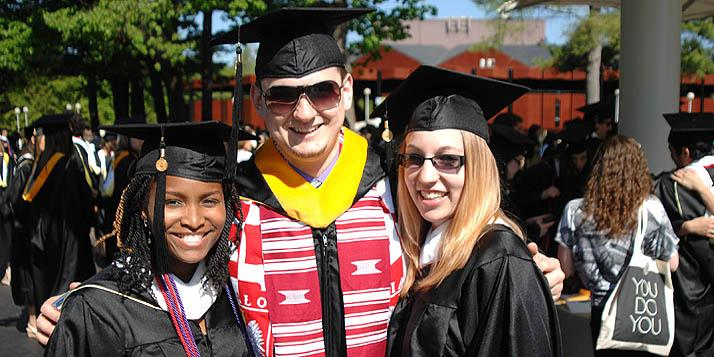Commencement 2012