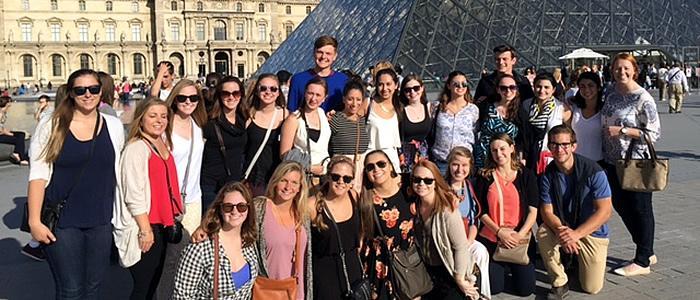 Paris Study Abroad 2015
