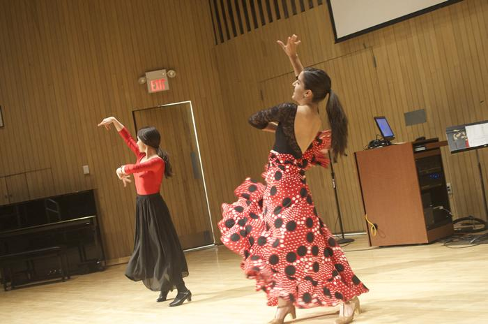 International Student Union's Talent Show, March 2014