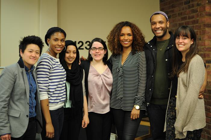 OSDP Keynote Speaker: Janet Mock, book reading, book signing and Q and A. March 2014