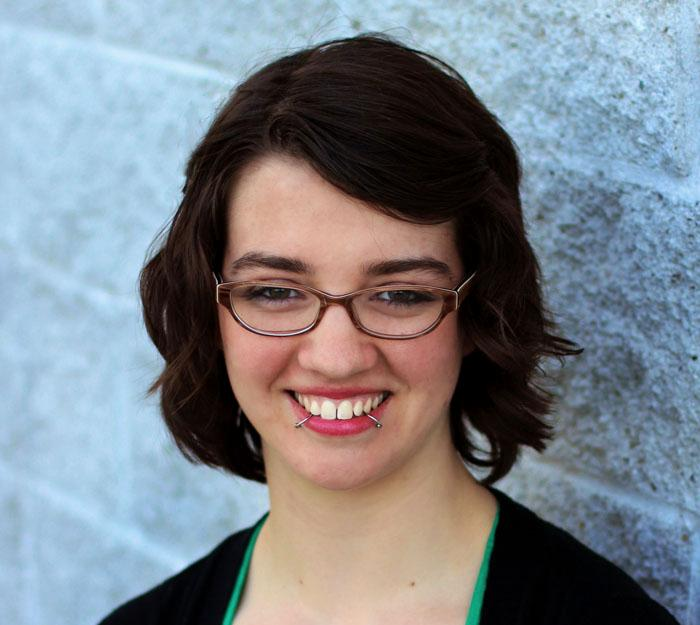 Emma Mohrmann '14, a theater major, is joining the wardrobe department of the Berkshire Theater Group in Pittsfield, M.A.