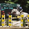 Chopin Z and Benjamin Simpkins (owner/rider) win the Yaddo 1.40m Jumper Classic
