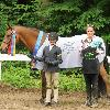 Honor Roll- Grand Pony Hunter Champion owned by Sophie Lenihan, ridden by Tess Lenihan