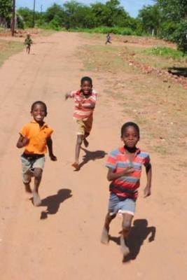 South Africa - Rachel Allen - The Runners - 2011