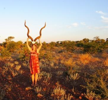 South Africa - Rachel Allen - Kudu - 2011