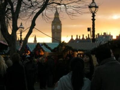 United Kingdom - Marina Filisky - London Christmas Market - 2010