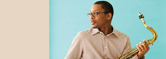 Ravi Coltrane, a guest of the 2013 Summer Jazz Institute