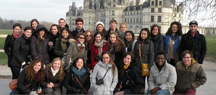Skidmore in Paris