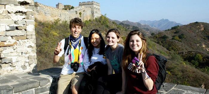 Skidmore in China
