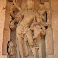 Aihole Durga Siva