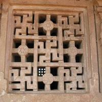 Aihole Durga Window