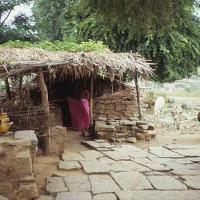 Hampi 1987 Tree Devi 1