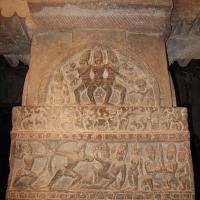 Pattadakal Virupaksha Column