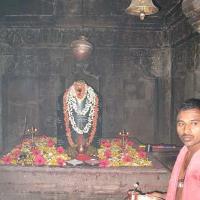 Pattadakal Virupaksha Garbhagriha