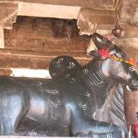 Pattadakal Virupaksha Nandi