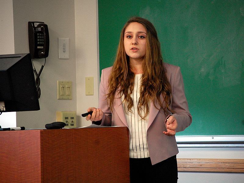 Spring 2014 Senior Capstone Presentations