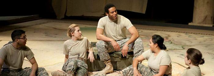 'Ajax in Iraq' - Spring 2012 Mainstage production