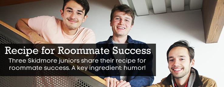 Recipe for Roommate Success