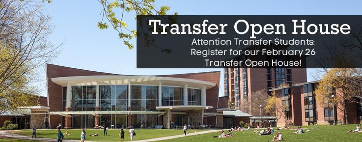 Transfer Open House