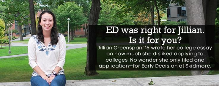 Q&A with Jillian Greenspan '16
