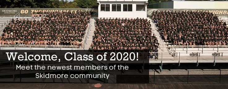 Meet the Class of 2020