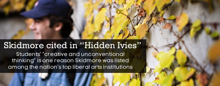 Hidden Ivies