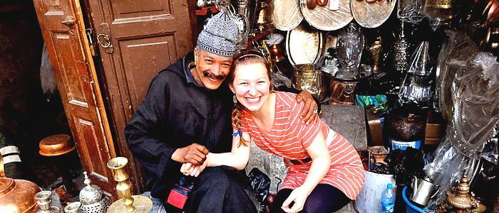 Study Abroad - Morocco